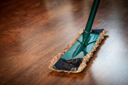 C4 Building Maintenance - Floor Cleaning