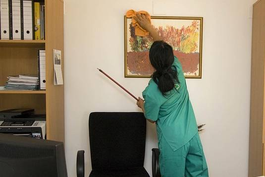 C4 Building Maintenance - Office Cleaning